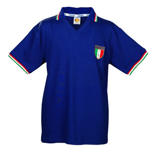 Toffs Italy 1982 World Cup Winners Shirt