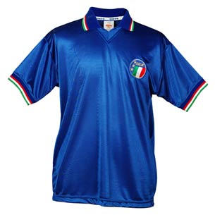 Toffs Italy 1990 World Cup Home Shirt
