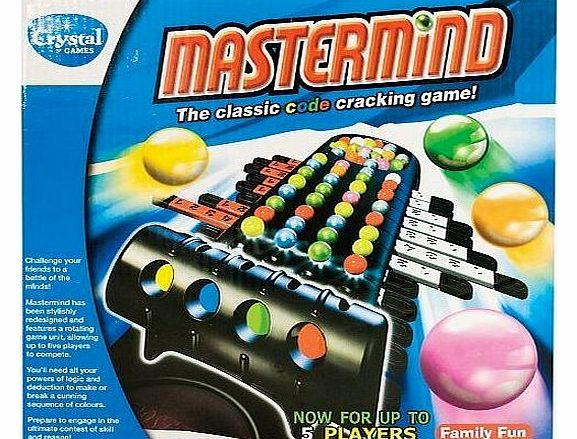 Crystal Mastermind - The classic Code breaking Game