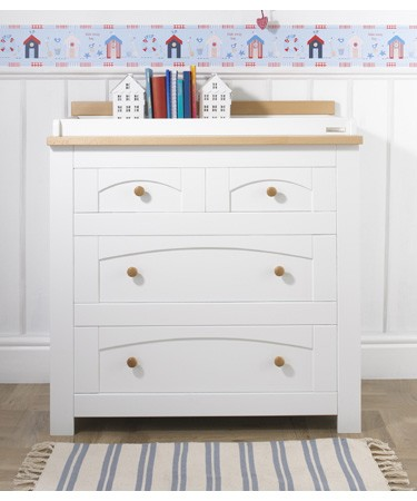 DISC Chest of Drawers & Changing Unit