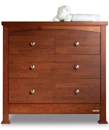 tranquillity chestnut chest of drawers