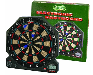 Indoor Electronic Dartboard Game