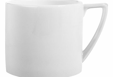 Jasper Conran for Wedgwood White Mini Mug, 0.29L