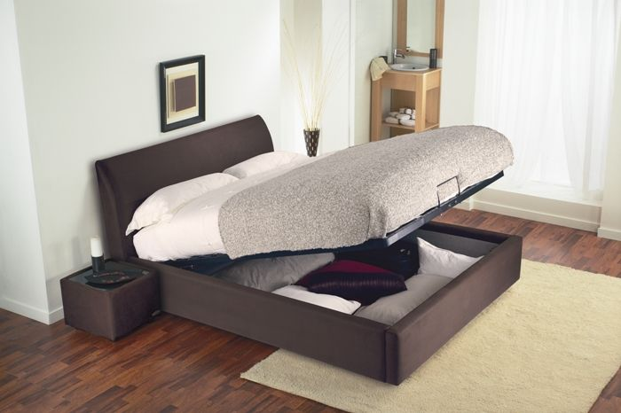 jay be beds blaze bedstead 4ft small double fabric bed. Black Bedroom Furniture Sets. Home Design Ideas