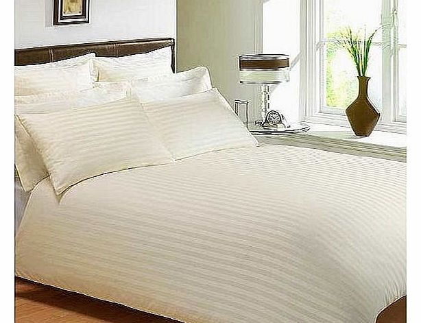 Jc Textiles Double Luxury Egyptian Cotton Duvet Cover Set