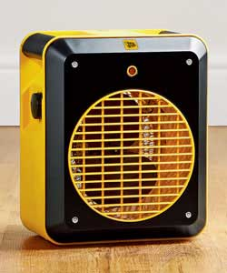 JCB 3kW Workshop Fan Heater