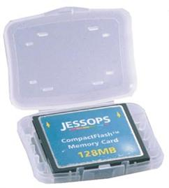 Jessops Memory Card Case - Pack Of 3