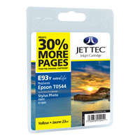 EPSON T0804 YELLOW COMPAT CART RE