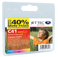 Canon CL-41 Colour Compatible Ink Cartridge by