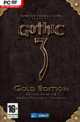 Gothic 3 Gold Edition PC