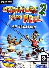 Neighbours From Hell 2 On Vacation PC