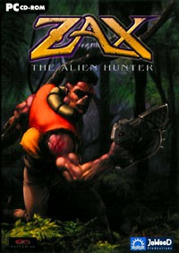 Zax The Alien Hunter PC