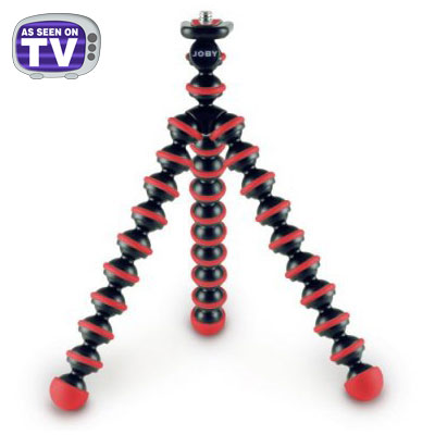 Gorillapod Compact Red