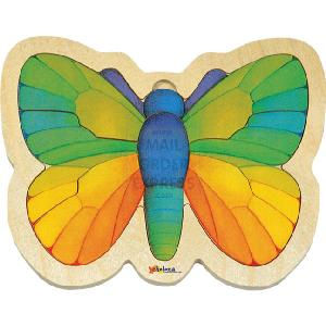Chelona Butterfly Mini Jigsaw Puzzle