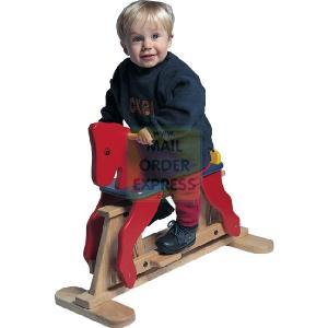 PINTOY Swing Rocking Horse