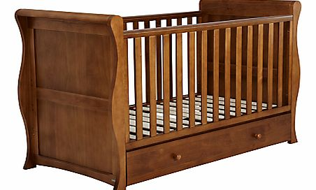 Martha Sleigh Cotbed, Antique