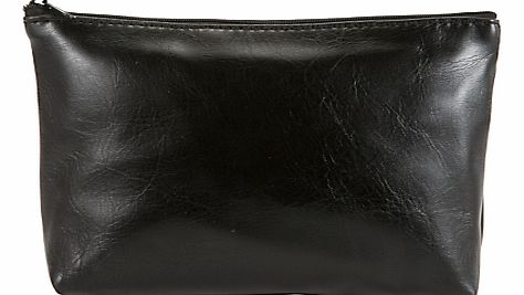 Zip Top Cosmetics Purse
