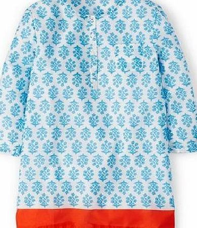 Johnnie  b Elodie Beach Cover Up, Blue 34535872