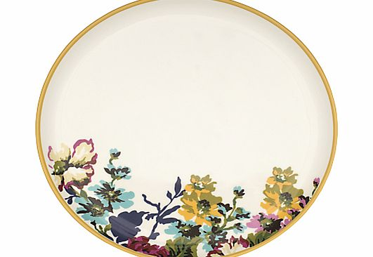 Joules Floral Plate