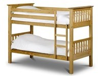 Julian Bowen Barcelona Bunk Bed 3 Single