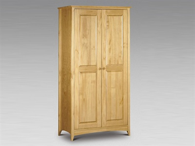 Kendal 2 Door Wardrobe Small Single (2