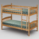 Julian Bowen Lincoln bunk bed furniture