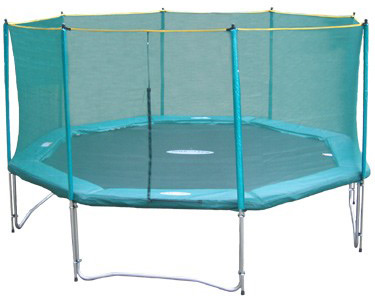 Jump For Fun Octajump Deluxe Trampolines