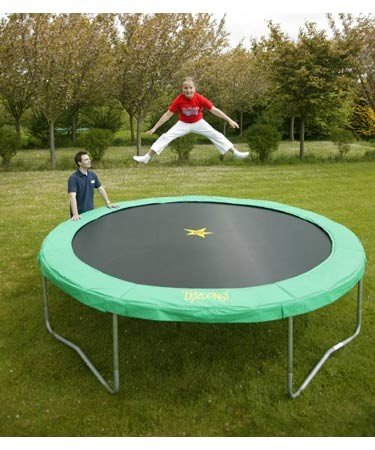 Jumpking Trampolines From 8ft to 14ft Popular Trampolines