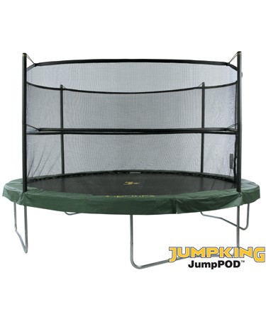 Jumpking Trampolines JumpPOD