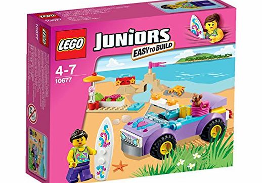 LEGO Juniors 10677: Beach Trip