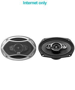 In Car 3-Way Speakers