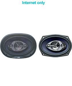 In Car 4-Way Speakers