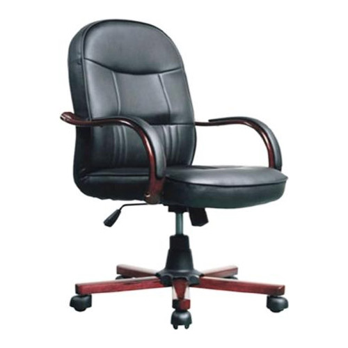 KGM Designs Colombus Black Office Chair