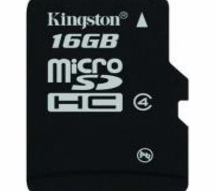 Kingston microSDHC High Capacity