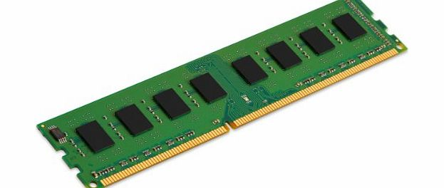 Kingston Technology KVR13N9S8H/4 4GB DDR3 1333Mhz Non ECC DIMM Memory