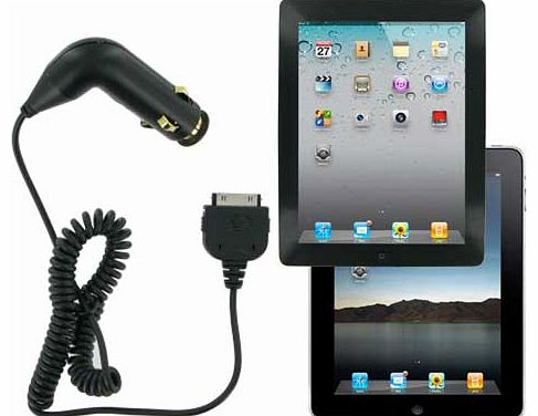 In Car Charger for iPad