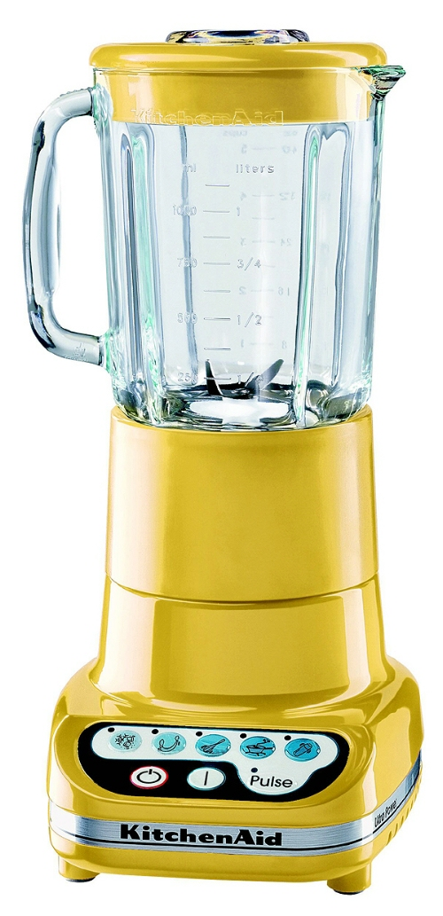 KitchenAid Ultra Power Yellow Blender