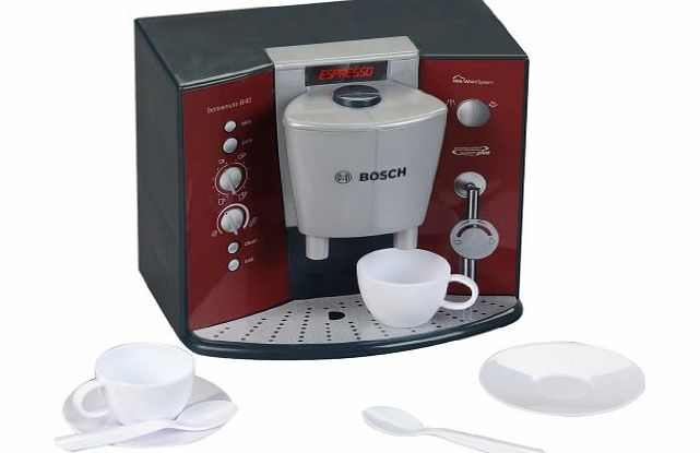 Bosch Espresso Coffee Machine Set