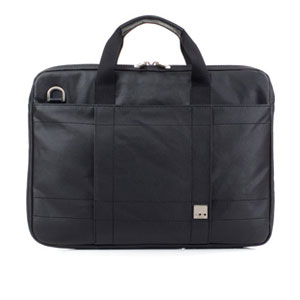 Lincoln Slimline Briefcase (Matte Black)