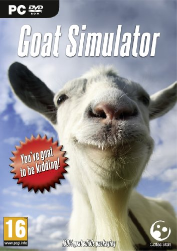 Goat Simulator (PC DVD)