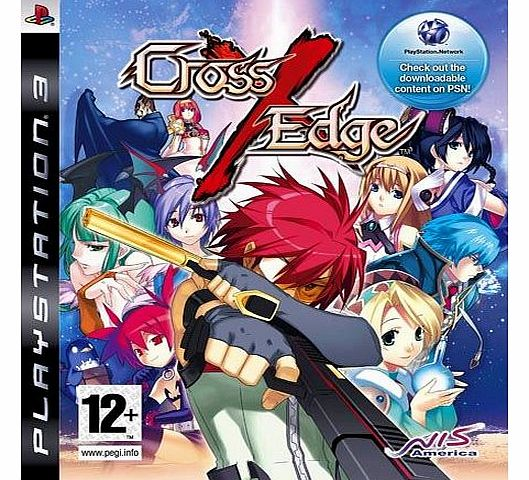 Cross Edge on PS3