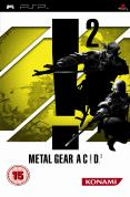 Metal Gear Acid 2 PSP