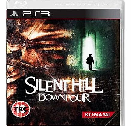 Silent Hill Downpour on PS3