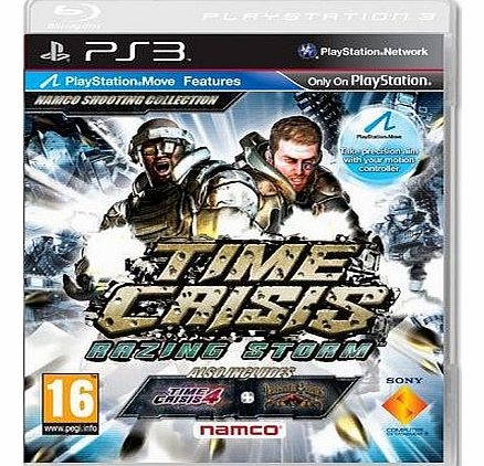 Time Crisis Razing Storm (Move Compatible) on PS3