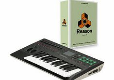 Taktile-25 and Propellerhead Reason 8