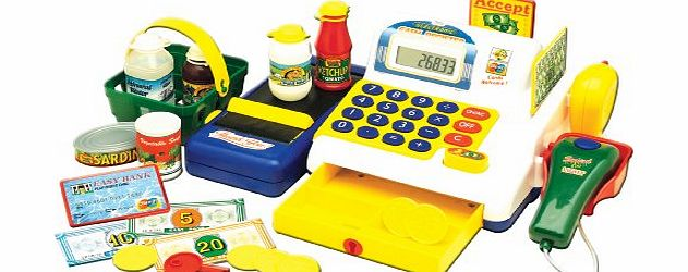 My First Electronic Cash Register