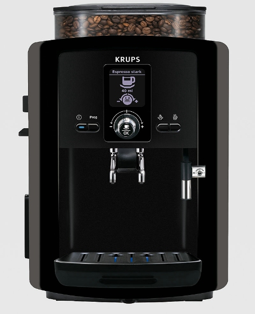 bean to cup espresso machine
