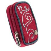 krusell Radical Compact Digital Camera Case (Red)