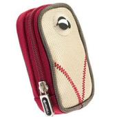 Krusell Radical Compact Digital Camera Case (Red