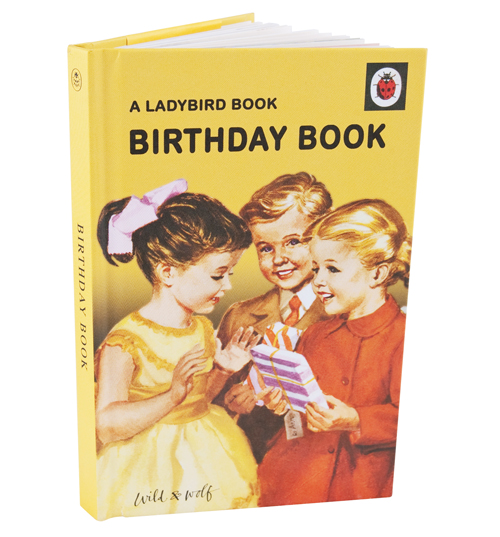 Archive Collection Birthday Book